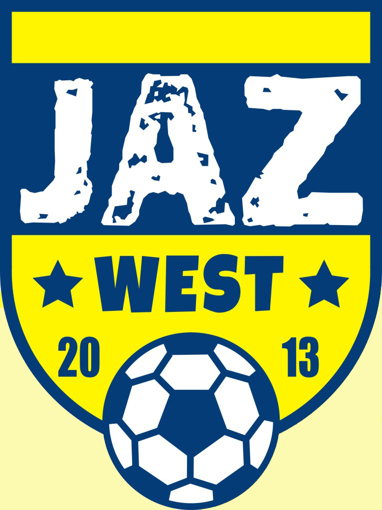 JAZ WEST Logo center
